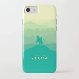 Warrior - The Legend of Zelda iPhone Case