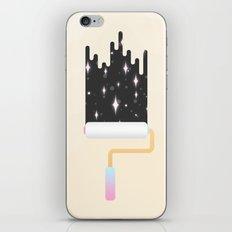I Show You the Stars iPhone & iPod Skin