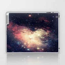 Deep Pastels Galaxy Space Sparkle Laptop & iPad Skin