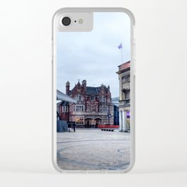 Hull Blade - City of Culture 2017 Clear iPhone Case