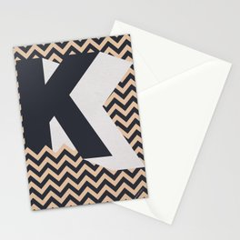 K. Stationery Cards