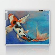 Sanke Butterfly Koi Laptop & iPad Skin