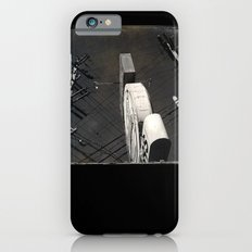 The Wizz take 2, Black and White San Francisco iPhone 6s Slim Case
