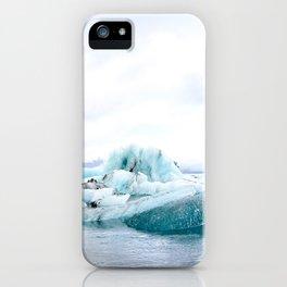 jökulsárlón iPhone Case