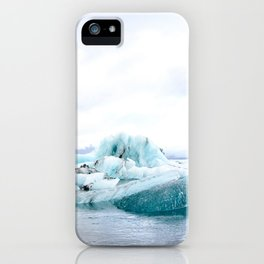 jökulsárlón iPhone Case