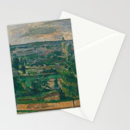 Landscape from Jas de Bouffan Stationery Cards