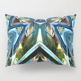 Krossiadda Abstract Pillow Sham