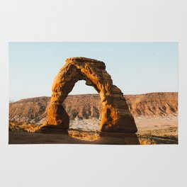 Arches at Sunrise Rug