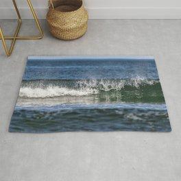 Beach Wave 0379 Rug