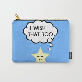 Star Wish Dreams Design Carry-All Pouch