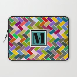 M Monogram Laptop Sleeve
