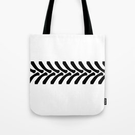 Tractor Tyre Tread Marks Tote Bag
