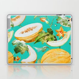 Honeydew Melon Pattern Laptop & iPad Skin