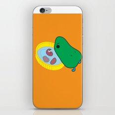 beans2 iPhone & iPod Skin