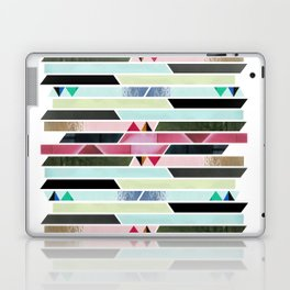 Aztec Stripe Laptop & iPad Skin