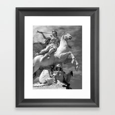 Europe 34 Framed Art Print