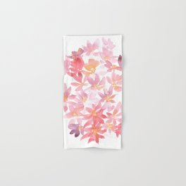 Loose Daises Hand & Bath Towel