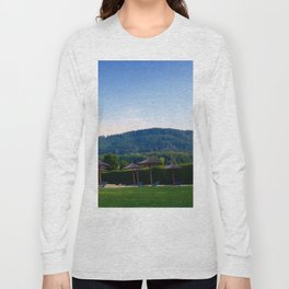 Chilling Zone Photography Long Sleeve T-shirt