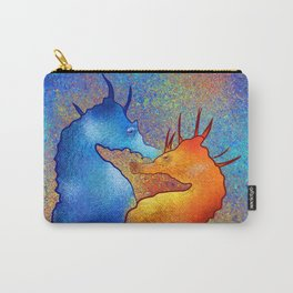 Tenimessa V1 - amazing seahorses Carry-All Pouch
