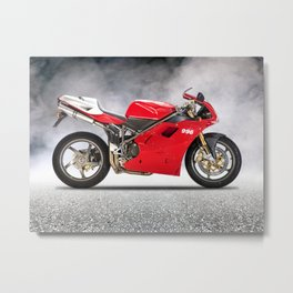 The 996SPS Metal Print