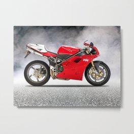 The 996SPS Metal Print