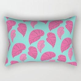 Begonias leaves Rectangular Pillow