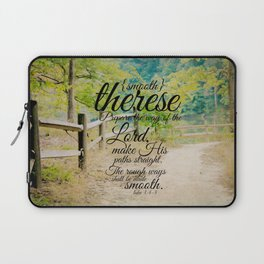 Therese smooth Laptop Sleeve