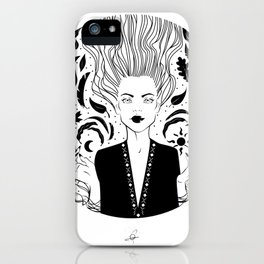 The Collector iPhone Case