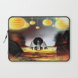 Surrounded by the Cult of the Desert Rose Laptop Sleeve