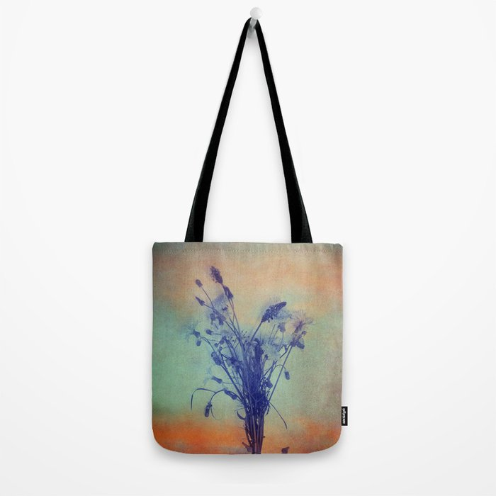 Small Beauties of Nature Tote Bag