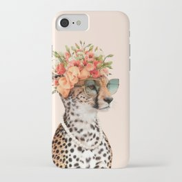 ROYAL CHEETAH iPhone Case