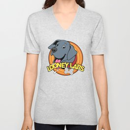 Looney Labs Unisex V-Neck
