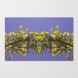 Asymmetrical Design Canvas Print