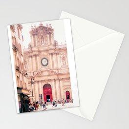 Saint-Paul Saint-Louis Church - Le Marais, Paris Stationery Cards