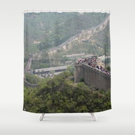 GreatWall20160106 Shower Curtain