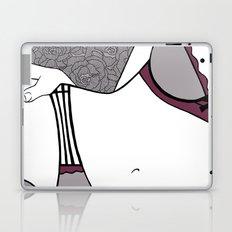 La femme n.18 Laptop & iPad Skin