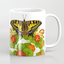Old World Swallowtail Butterfly Coffee Mug