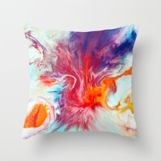 Scrap Throw Pillow