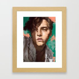 Cole Framed Art Print