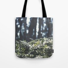 where the trees still whisper Tote Bag