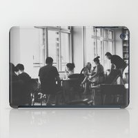 starbucks iPad Cases featuring Starbucks B/W by Vincent Brod
