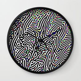 rotation Wall Clock