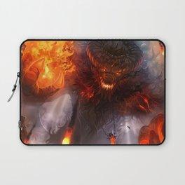 To Hunt Gods Laptop Sleeve