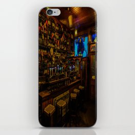 Old Irish Pub iPhone Skin