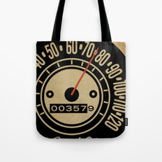 Speed-O! Tote Bag