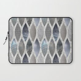 Metallic Armour Laptop Sleeve