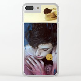 Still Ill Clear iPhone Case