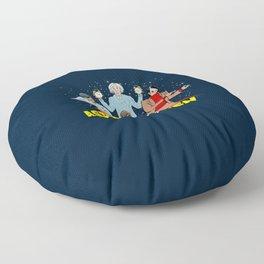 AstrophysiX-men Floor Pillow