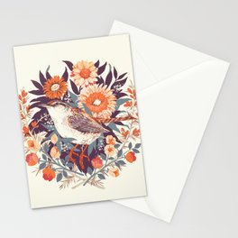 Wren Day Stationery Cards