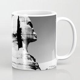 Sphinx and Pyramid Coffee Mug